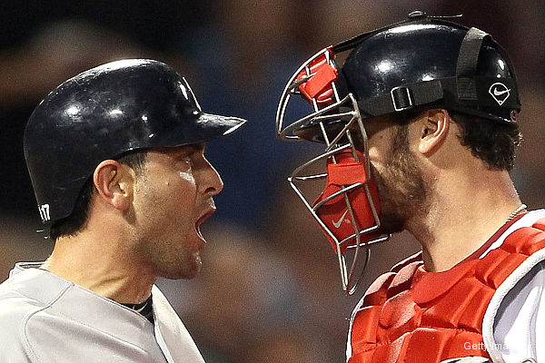 'That's Cervelli!' The 'Yankee Clapper' earns place in Red Sox conflict
