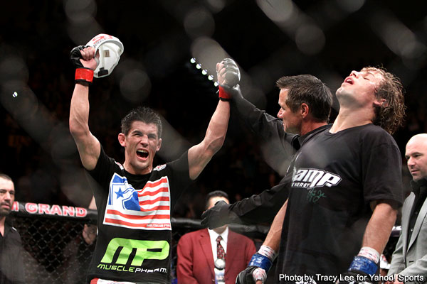 Three Stars from UFC 132: Cruz/Faber, Ortiz and Condit