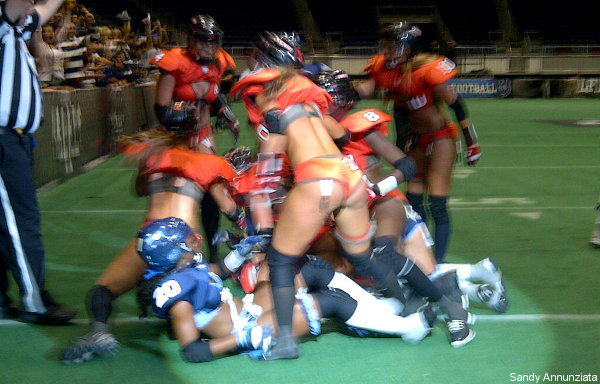 LFL: E-mails between Mitch Mortaza and the Toronto Triumph
