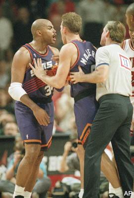 Why NBA legend Charles Barkley loves MMA