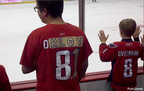 Jersey Fouls Extra: Things are different for Alex Ovechkin in D.C.