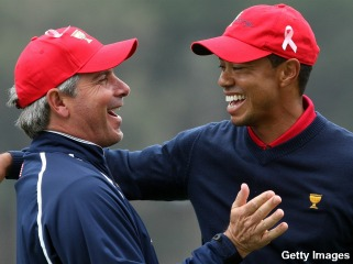 Fred Couples says Tiger will still be a Presidents Cup pick