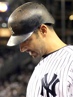 D12: Jorge Posada says he won't be back with the Yankees