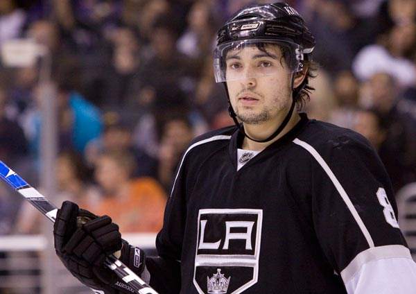 Will Kings fans forgive Drew Doughty for holding out?
