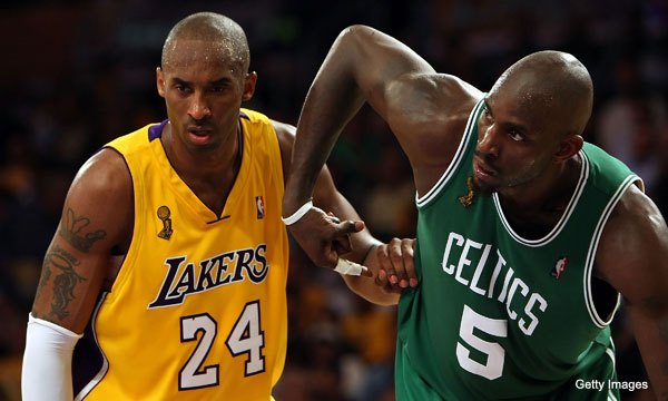 Was Kevin Garnett in charge of a near-trade to Los Angeles in 2007?
