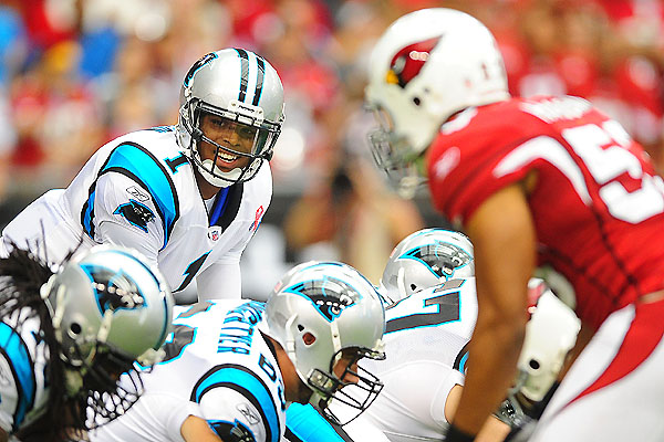 Sunday Scene, Week 1: Cam Newton delivers an all-time debut