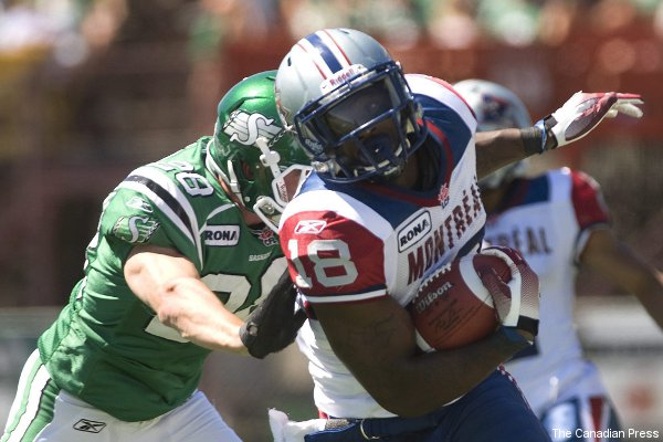 Tackling a CFL issue for Craig Butler, B.C.
