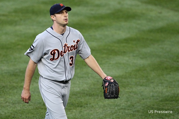 Max Scherzer shows Tigers are not a one-man pitching staff