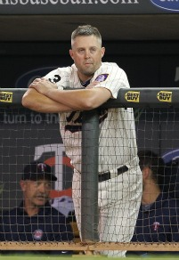 Michael Cuddyer leaning toward rejoining Twins