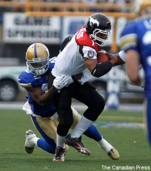 Swaggerville's Green Bay connection: Capers inspires Bombers