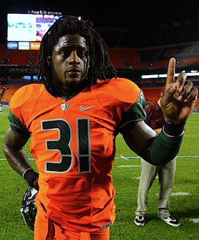 NCAA sentences eight embattled 'Canes, and Miami's season gets a glimmer of hope