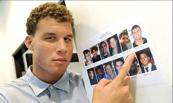 Blake Griffin takes a lockout-inspired intern gig at FunnyOrDie.com