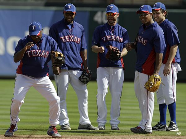 Five things the Texas Rangers must do to win the ALCS