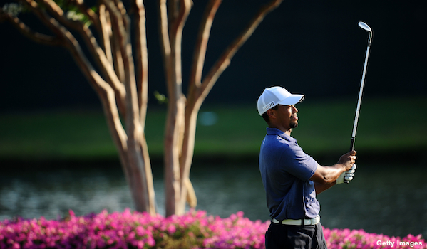 Tiger Woods announces he'll play Frys.com Open