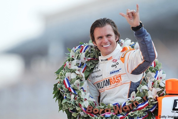 Dan Wheldon killed in horrible IndyCar crash at Las Vegas