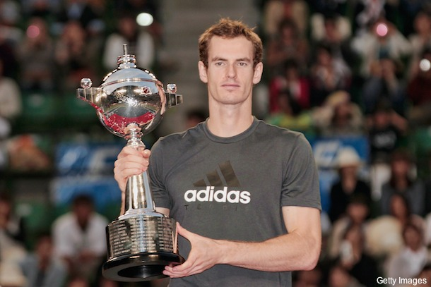 Game Point: Andy Murray is Mr. October