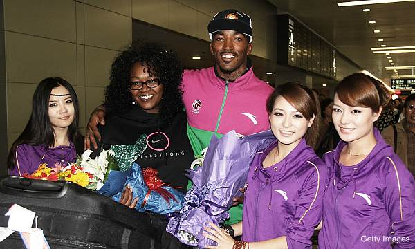J.R. Smith has a personal luggage room, hates Chinese internet policy