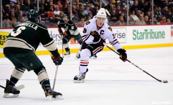 Wednesday's Three Stars: Thomas stops Sens, Toews tops Wild