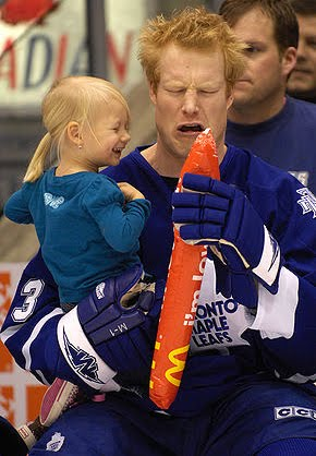 Remembering Wade Belak, a true NHL fan favorite