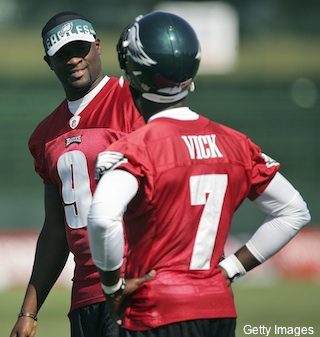 Vince Young says the Eagles are going to be a 'dream team'
