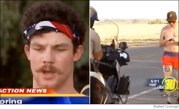 This is the hero who witnessed Lorenzo Neal's DUI