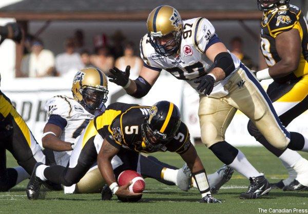 Quarterback controversy percolating in Hamilton—or is it?