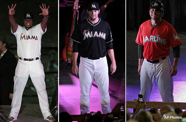 Miami Marlins officially unveil their new name and look
