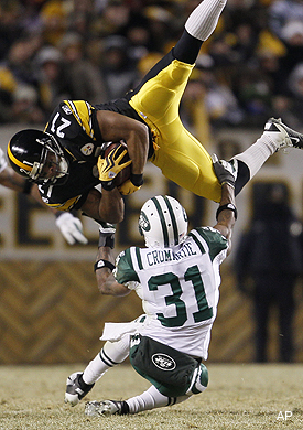 Around the corner: Cromartie re-signs with Jets