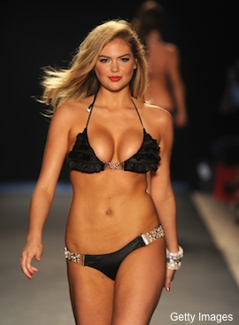 Is Mark Sanchez dating Victoria's Secret model Kate Upton?