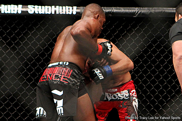 UFC 140?s Three Stars: Jon Jones, Chan Sung Jung and Frank Mir