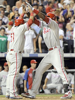 The Juice: Phils kick off road trip with late-inning thriller