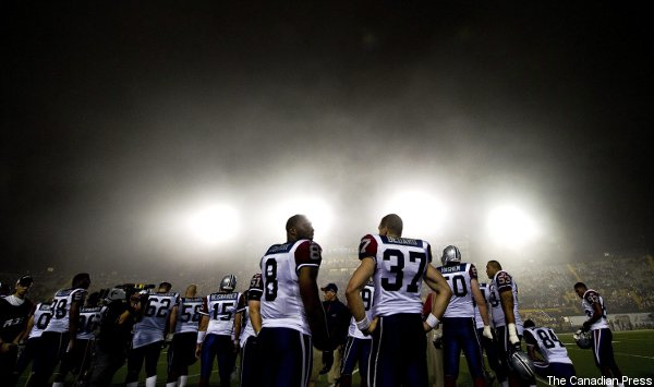 Zeroth Down: The Montreal Alouettes' three-peat quest