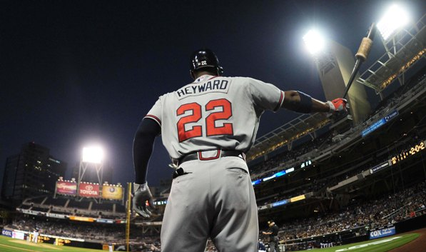 Lames: Inflated expectations distort Heyward's true 2011 value