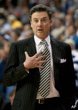 Rick Pitino calls UConn to ACC 'dumbest thing I've ever heard'