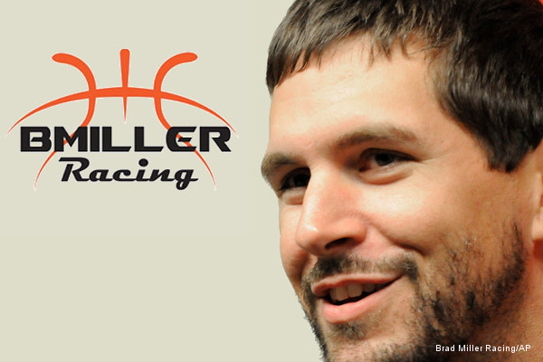 Brad Miller wins lockout, starts radio-controlled car racing team