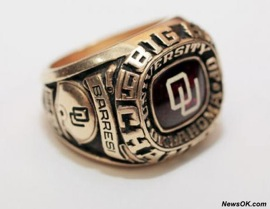 Stolen OU championship ring returned 17 years later