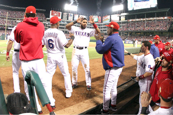 Rangers' triumph puts us on track for a classic World Series