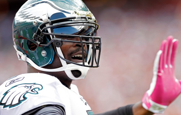 Lames: Slow your roll, even an active Vick a risky pick in NYC