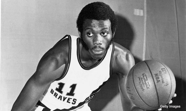 The 10-man rotation, starring the Buffalo Braves