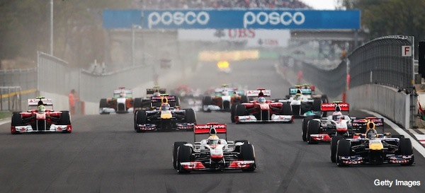 F1 not only coming to Austin, but also to New Jersey in 2013