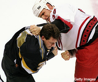 Ex-NHL brawlers threaten 'further recourse' against Don Cherry - Puck Daddy  - NHL Blog - Yah…