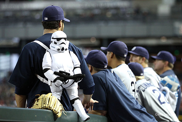 Photo: Aren't you a little short for stormtrooper backpack?