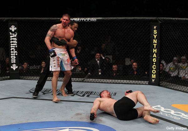 ?Cro Cop? returns for another UFC fight against Roy Nelson