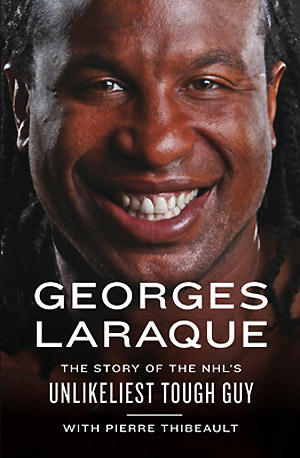 Georges Laraque and the NHL's telltale steroid signs