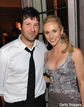 Tony Romo and Candice Crawford's ridiculous wedding registries