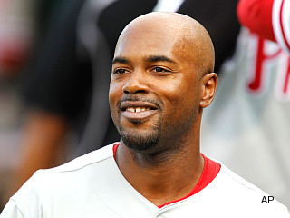 Q&A: Jimmy Rollins swings for Babe Ruth's record 575-foot homer