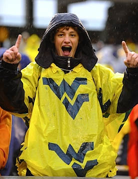 West Virginia fans, Dana Holgorsen has a few words about your poor homecoming performance