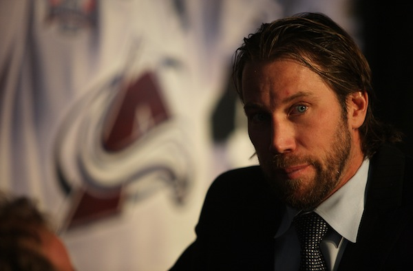 Peter Forsberg on foot issues: 'I should have quit earlier'