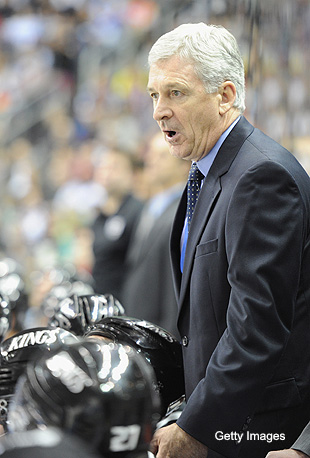 Report: LA Kings brass ready to dump Terry Murray