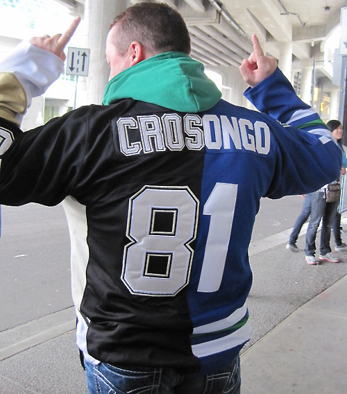 Puck Daddy's Top 10 Jersey Fouls for 2011
